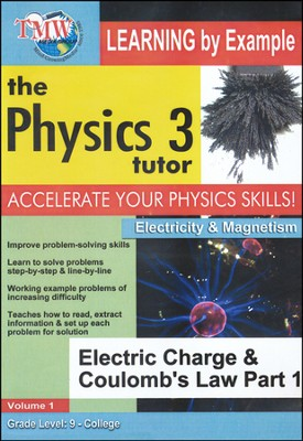 Electric Charge & Coulomb's Law Part 1 DVD  -