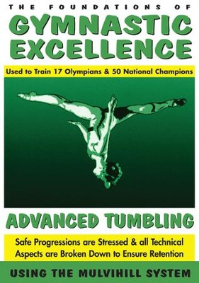 Gymnastics Series: Advanced Tumbling DVD  -