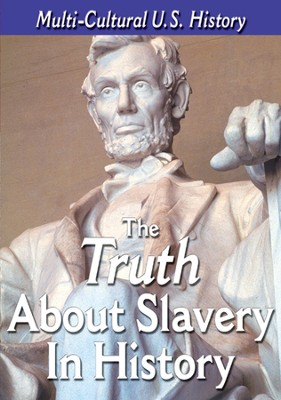 History of the United States: The Truth About Slavery DVD  -