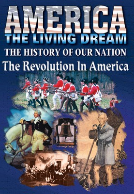 The Revolution In America DVD  -