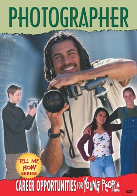 Tell Me How Career Series: Photographer DVD  -