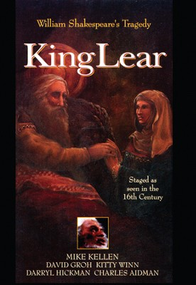 Shakespeare Series: King Lear DVD  -