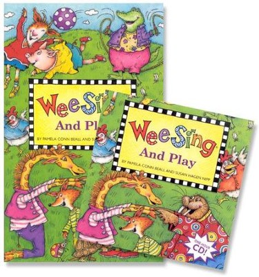 Wee Sing and Play, Book & CD  -     By: Pamela Conn Beall, Susan Hagen Nipp