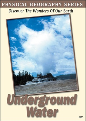 Physical Geography: Underground Water DVD  -