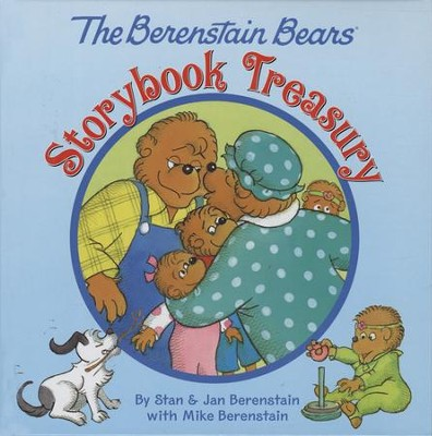 The Berenstain Bears Storybook Treasury  -     By: Stan Berenstain, Jan Berenstain