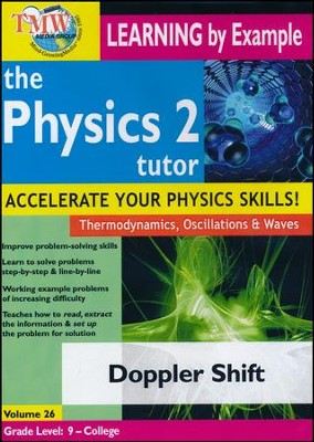 Doppler Shift DVD  -