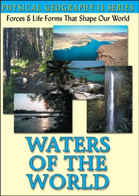 Physical Geography II: Waters Of The World DVD  -