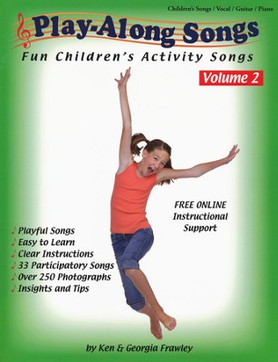 Play-Along Songs;Fun Children's Activiy Songs Volume 2  -