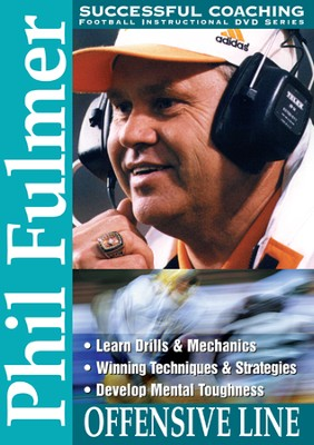 Phil Fulmer: Offensive Line DVD  -
