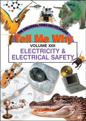 Tell Me Why: Electricity & Electric Safety DVD  -