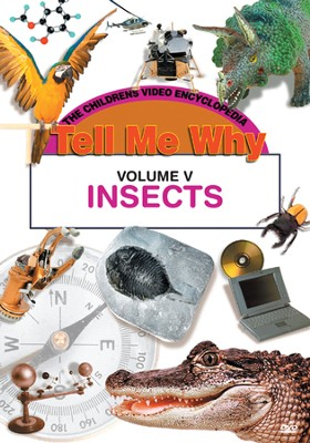 Tell Me Why: Insects DVD  -