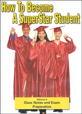 Superstar Student: Class Notes and Exam Preparation DVD  -