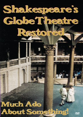 Shakespeare's Globe Theatre Restored DVD  -