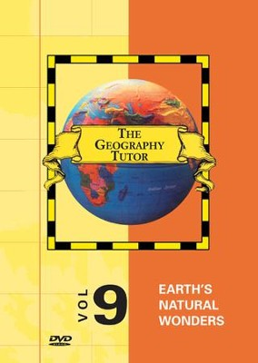 Geography Tutor: Natural Wonders DVD  -