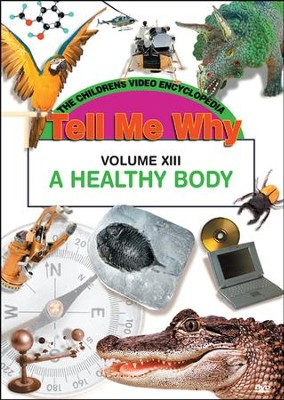 Tell Me Why: A Healthy Body DVD  -