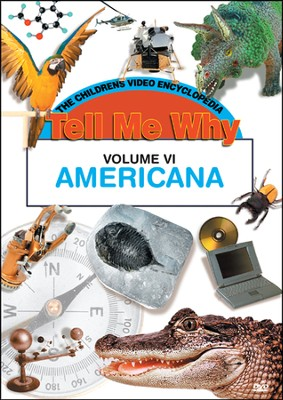 Tell Me Why: Americana DVD  -