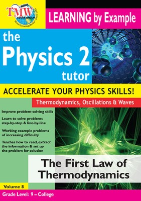 The First Law of Thermodynamics DVD  -
