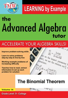 The Binomial Theorem DVD  -