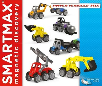 SmartMax Power Vehicles - Max (Complete Set)  -