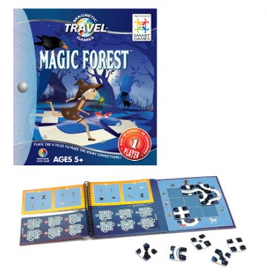 Travel Magic Forest  -