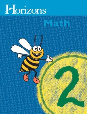 Horizons Math, Grade 2, Student Workbook 1   -     By: Alpha Omega