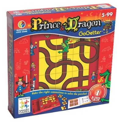 Prince & Dragon GoGetter  -