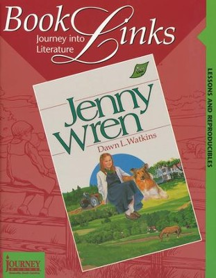 BJU Reading Grade 3 BookLinks: Jenny Wren, Teaching Guide     -