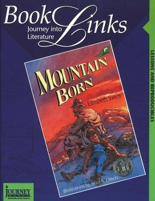 BJU BookLinks Grade 4: Mountain Born, Teaching Guide    -