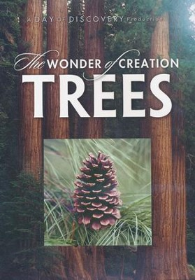 The Wonder of Creation: Trees - DVD  -