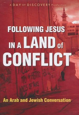 Following Jesus in a Land of Conflict: An Arab and Jewish Conversation - DVD  -