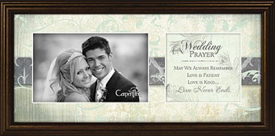 Wedding Prayer Framed Print  -
