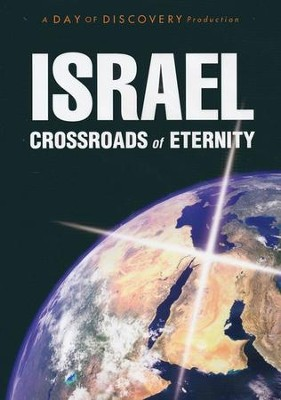 Israel: Crossroads of Eternity - DVD  -