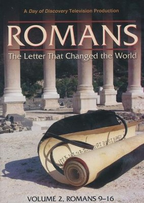 Romans: The Letter That Changed the World, Vol. 2, Chapters 9-16 - DVD  -