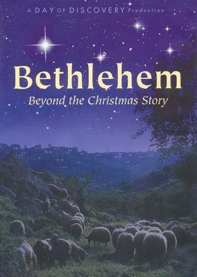 Bethlehem: Beyond the Christmas Story - DVD  -