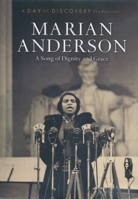 Marian Anderson: A Song of Dignity and Grace - DVD  -