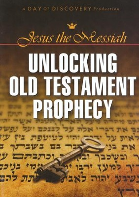 Jesus the Messiah: Unlocking Old Testament Prophecy, DVD   -