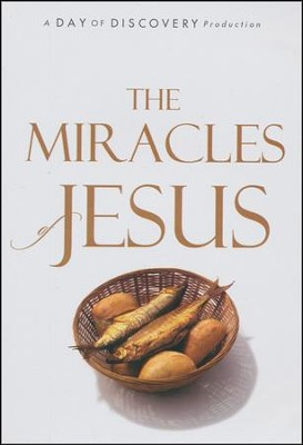 The Miracles of Jesus - DVD  -