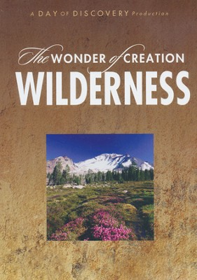 The Wonder of Creation: Wilderness - DVD  -