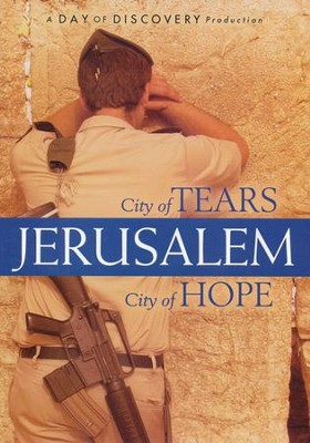 Jerusalem: City of Tears, City of Hope - DVD  -