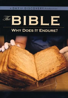 The Bible: Why Does it Endure? - DVD  -
