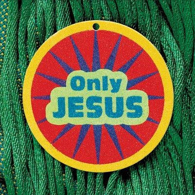 Only Jesus Sand Art Craft (Pack of 12)  -