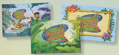 Jungle Jaunt Decoration Posters  -