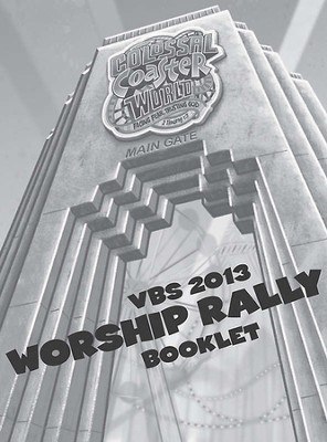 Worship Rally Booklet, pack of 25   -