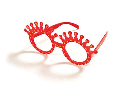 Fun Glasses, pack of 5   -