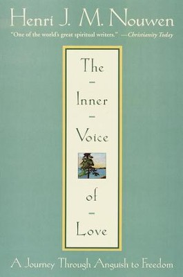 The Inner Voice of Love - eBook  -     By: Henri J.M. Nouwen