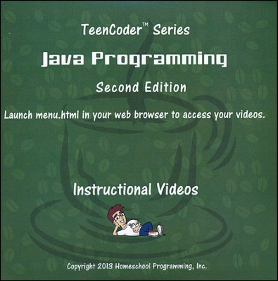 TeenCoder: Java Programming Supplemental Instructional DVD  -
