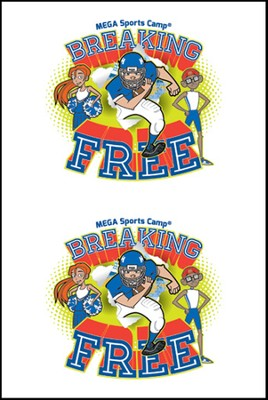 MSC Breaking Free Iron-ons (10)  -