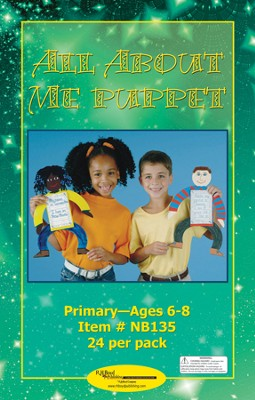 EduCraft All About Me Kits, 24 Pack, Ages 6-8   -