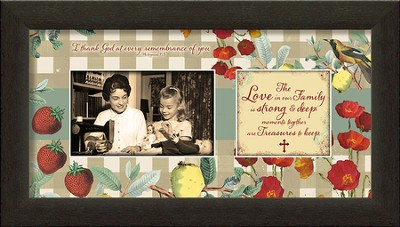 Remembrance Photo Frame  -