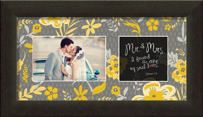 Me and Mrs Photo Frame   -